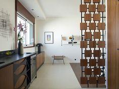 French apartment kitchen -- Interior designer: Florence Deau. Photo by Simon Upton.