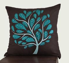 "Throw Pillow Cover-18"" x 18"""