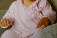 camisa transpassada de bebe da molde Livre | A costura Stella