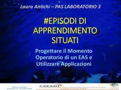 Progettazione e Applicazioni - Momento Operatorio di un EAS