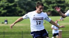 Erik Hall will have a regular column rounding up the results of LGBT athletes and coaches in college sports. This week he focuses on Bucknell's scoring machine, Jesse Klug.