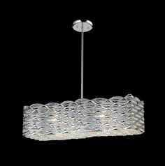 Adara 6 Light Chrome Island/Billiard Pendant - Z-Lite - 845CH www.shopazteclighting.com/brand-z-lite