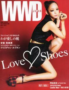 WWD Japan (ウィメンズ・ウェア・デイリー・フォー・ジャパン)2012秋号 2012年 10月号