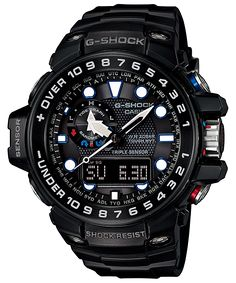 67edc3775a9 Relógio Casio G-Shock GWN-1000B-1A Relogio Digital