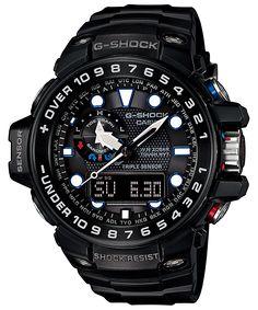 7e07abd6a49 Relógio Casio G-Shock GWN-1000B-1A Relogio Digital