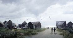 RINGKØBING K DEVELOPMENT HAS STARTED | November 21 2014  The final plan for the development of Ringkøbing K has been approved and  the first houses are expected to be ready by the end of 2016.  Check out the project here.
