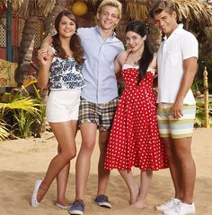 "Dis411 ""Teen Beach Movie"" Stills And Promo Pics From Disney Channel"