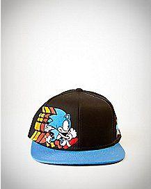 Sonic 'Fade' Snapback Hat