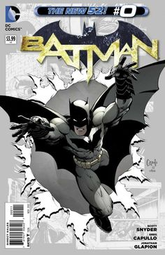 Batman #0 - Bright New Yesterday; Tomorrow