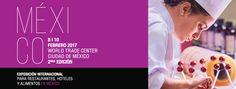 Sirha México 2017 del 8 al 10 de febrero 2017 #CDMX