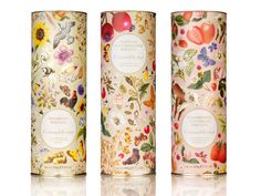 Crabtree and Evelyn Food by Ruth Pearson, via Behance