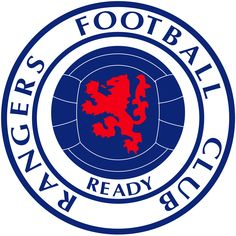 Rangers F.C. Official Club Crest.