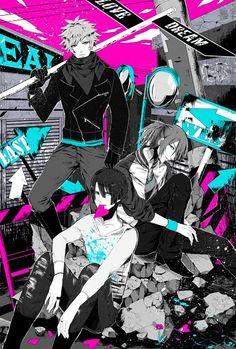 Dream More Than Love - Ranmaru Kurosaki, Masato Hijirikawa, Ren Jinguji