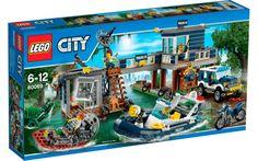 60069 Polizeiwache im Sumpf - Produkte - City LEGO.com