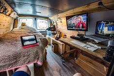 cozy camper van bad ideas (26) – The Urban Interior