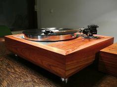 Plattenspielerzargen3 - Holz und Musik - die etwas andere Tischlerei