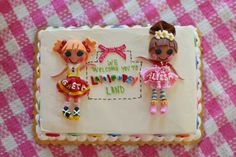 Lalaloopsy Birthday Party Inspiration & Feature | Love The Day