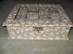 CAIXAS ARTESANAIS E OUTROS MIMOS: caixas para relógios