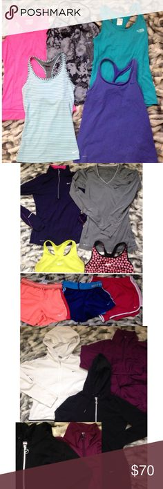 Nike Bundle Size small Tops Muscle Tees