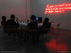 Valérie Oka - Szukaj w Google Neon Signs, Google