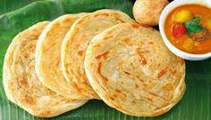 Masakan Praktis Rumahan: Resep Roti Cane Praktis dan Gurih