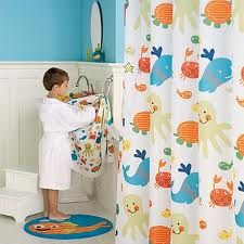 Superieur Alliu0027s Bath Sea Bathroom Decor, Kids Bathroom Sets, Kids Bathroom  Accessories, Ocean Bathroom