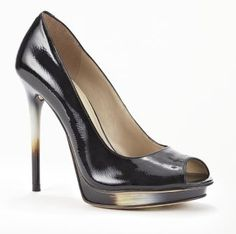 Kenneth Cole Not A Test Heel Black
