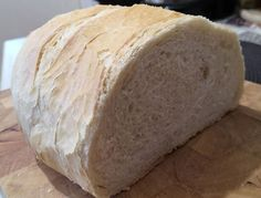 Kenyerünk, mióta ezt a receptet megtaláltam, csak így sütöm! - Egyszerű Gyors Receptek Bread, Food, Brot, Essen, Baking, Meals, Breads, Buns, Yemek