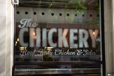 The chickery - best buttermilk chicken tenders Buttermilk Chicken Tenders, Sides For Chicken, Mobile Friendly Website, Camden, Toronto, Tasty, Neon Signs, Events, Places