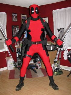 Deadpool costume - deadpool costume wholesale #catsuit #zentai ...