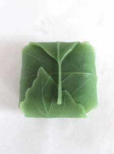 Green Leaf Soap by NostalgieSoaps on Etsy Green Leaves, Plant Leaves, Glycerin Soap Base, Soap Molds, Fragrance Oil, Bar Soap, Grass, Etsy, Autumn