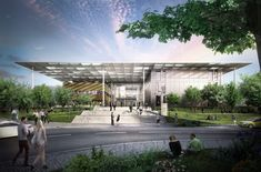 """Bogle Architects Win """"Building of the Year"""" Award for Laser Research Campus"""