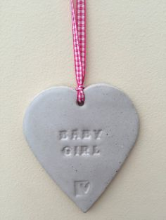 A personal favourite from my Etsy shop https://www.etsy.com/uk/listing/285960103/sale-item-loveheart-hanger-gift-idea