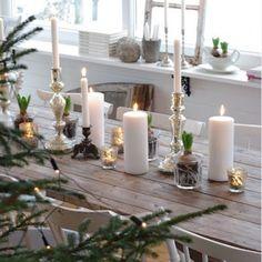 Décoration Noël: décorer sa table de fête