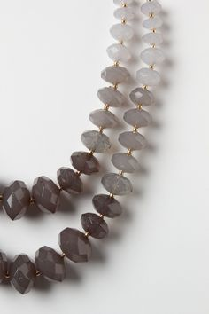 Lily Mineral Necklace - Anthropologie.com