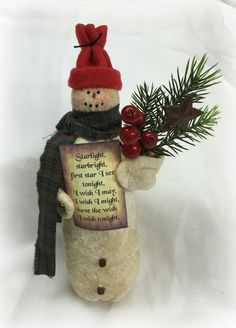 Christmas Decor FAAP Style  by Susan Smith on Etsy