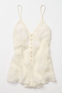 Soft N' Sexy...Margrit Crisscrossed Romper #anthropologie