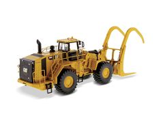 Diecast Masters - Caterpillar 988K Log Grapple #85917