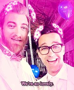 Rhett and Link Funny Youtubers, Famous Youtubers, Just Letting You Know, Good Mythical Morning, Smol Bean, Let Them Talk, Happy People, Best Part Of Me, I Laughed