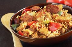 Jambalaya poulet-crevettes - Expolore the best and the special ideas about Smoking meat