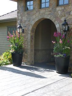 16 Best Outdoor Decorative Plant Containers Images Plant Decor