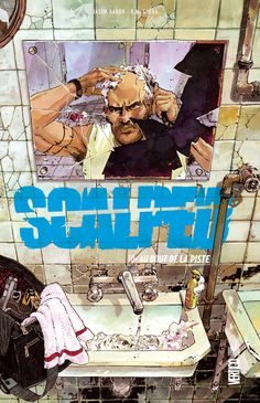 Scalped – Tome 10 -Au bout de la piste : Aaron & Guéra Lectures, Cartoon, Comics, Movie Posters, Fictional Characters, Green, Comic, Film Poster, Popcorn Posters