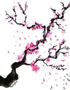 Sakura Tree Art   Cherry blossom by sakura1172