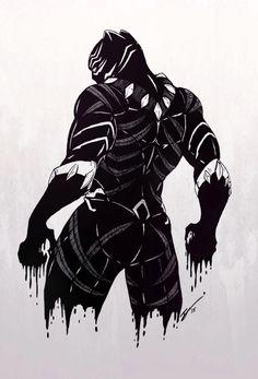Black Panther - Joe Fish