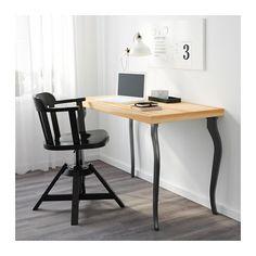 TORNLIDEN / LALLE Stół - sosna/czarny - IKEA