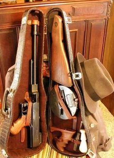 The gun that made the twenty's roar, Thompson submachine gun
