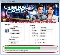 Criminal Case Cheats Download