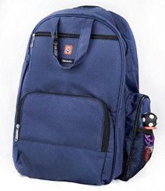 522251a0ba Okkatots Baby Depot Diaper Bag Backpack ~ Choose Color (Navy)