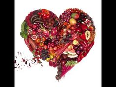 Rainbow Food: How to Make a Red Heart  A happy and healthy Valentine's Day to you!  Melissa's Produce  Food Styling by http://www.denisevivaldogroup.com/