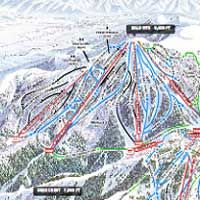 Deer Valley Utah -one of the best ski resorts in Utah. Great place to ski with family or friends. Deer Valley Utah, Deer Valley Resort, Great Places, Places Ive Been, Best Ski Resorts, Alpine Skiing, Trail Maps, Silver Lake, Christmas 2015